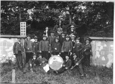 Chronik- Anekdoten - 1908
