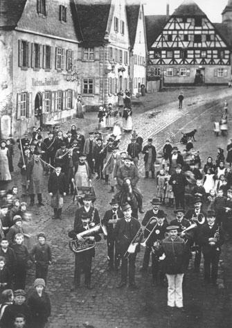 Chronik- Marktplatz (1910)