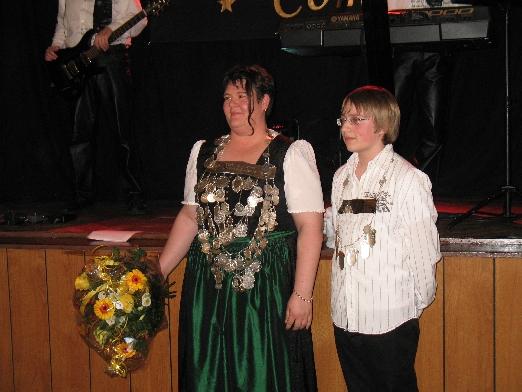 Chronik - Bogenkönigin